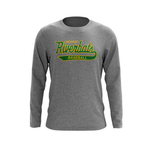 Cincinnati Riverbats Long Sleeve Tee