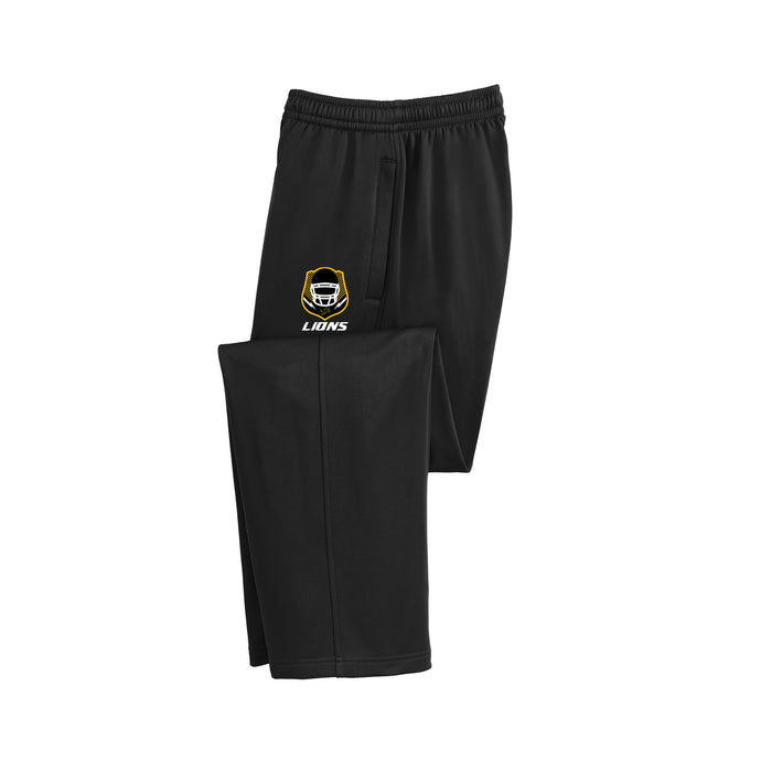 Salem Lions Football - Fleece Pant (Black)
