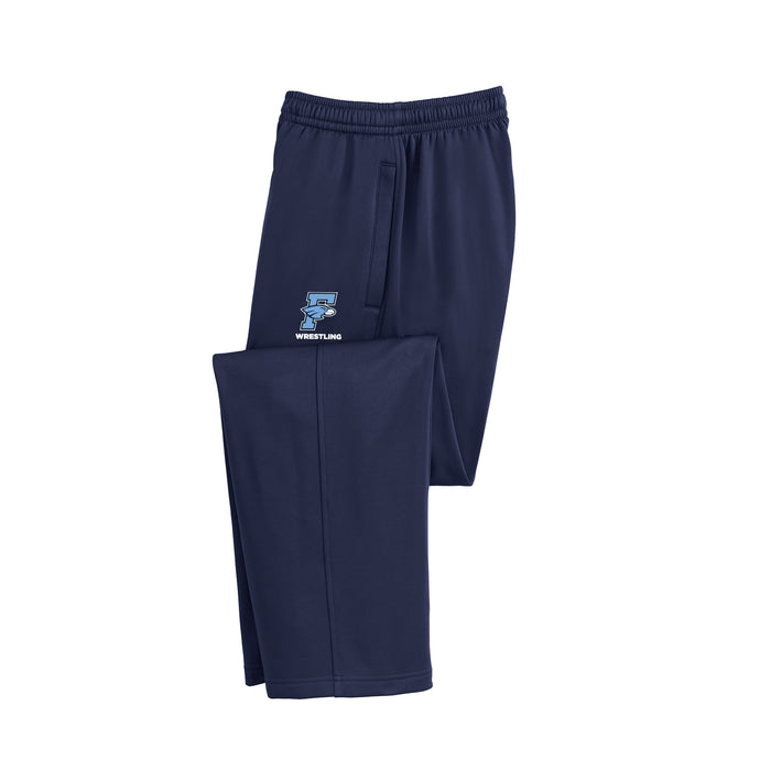 Fairborn Wrestling 2020 - Sport-Wick Fleece Pant (Navy)