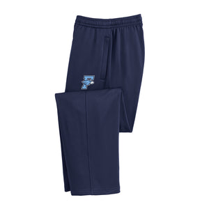 Fairborn Athletics - Fleece Pant (Navy)