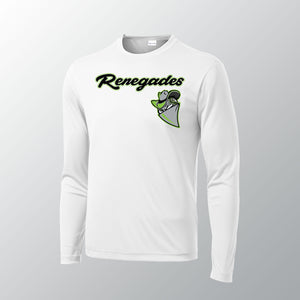 Renegades Baseball Dri Fit LS Tee