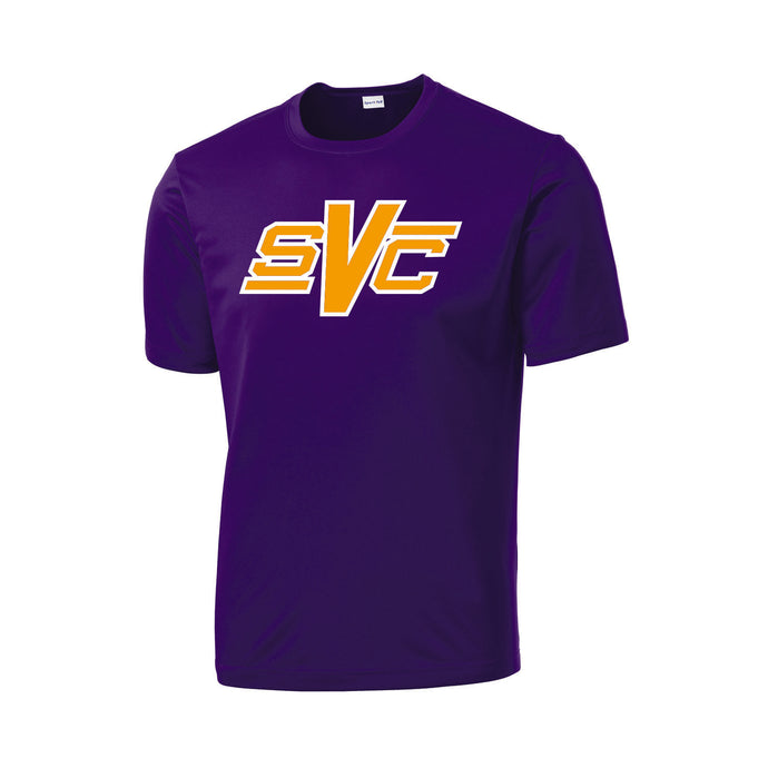 SVC Dri Fit Tee (Purple)