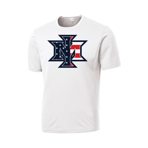 Ironmen Midwest IM USA Dri Fit Tee