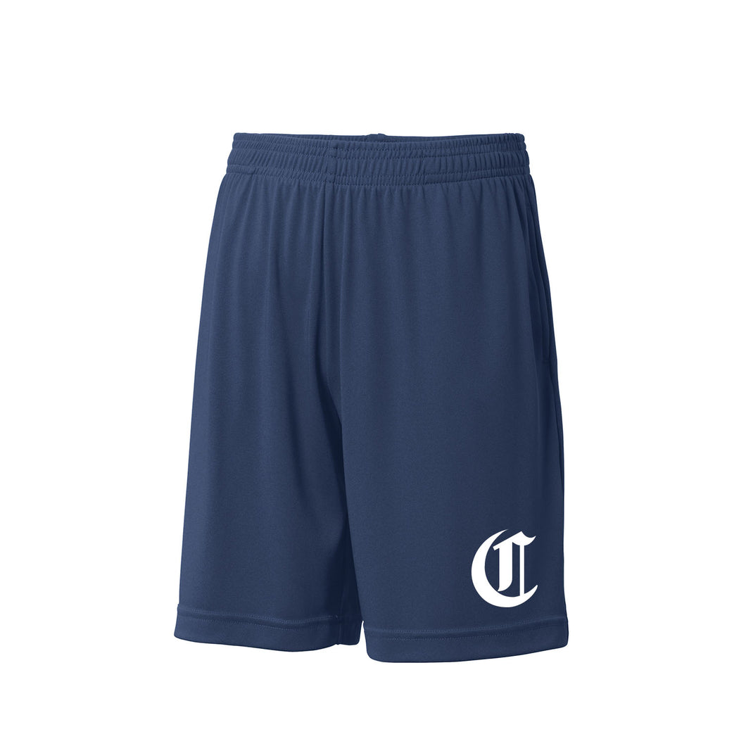 Cincy Stix Baseball Pocketed Short