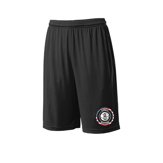 Cincy Nation - Pocketed Short (3 Colors)