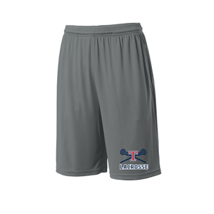 Talawanda Lacrosse - Pocketed Short (Iron Grey)