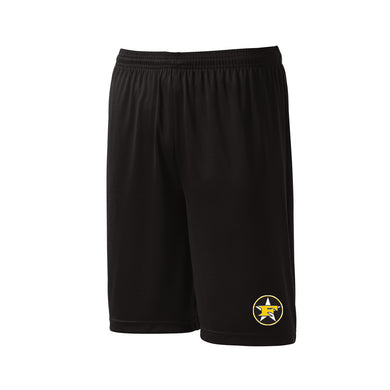 5 Star Baseball - Pocketed Short (Black)