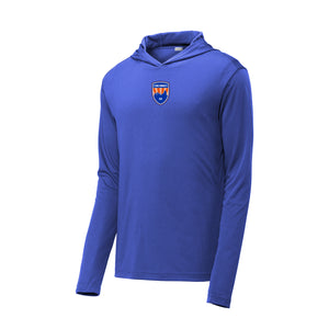 CDA - Competitor Hooded Pullover (Royal)