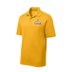 Roger Bacon State Champs - PosiCharge RacerMesh Polo