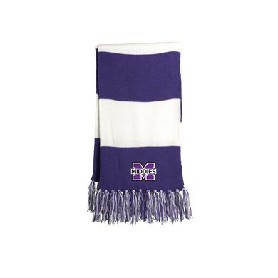 Middletown Athletics - Spectator Scarf (Purple)