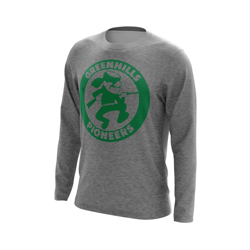 Winton Woods Retro - Pioneer Long Sleeve