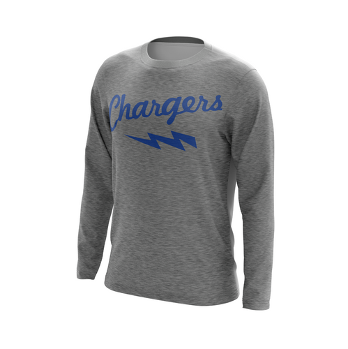 Winton Woods Retro - Charger Long Sleeve