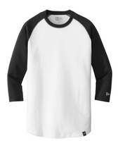 East Lacrosse New Era Raglan Tee