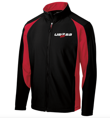 Ohio USSSA Soft Shell Jacket
