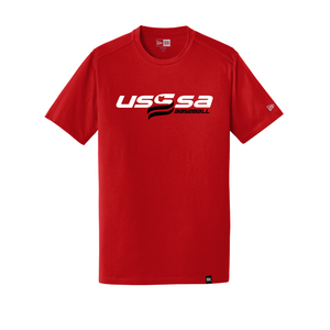 Ohio USSSA New Era Heritage Blend Tee