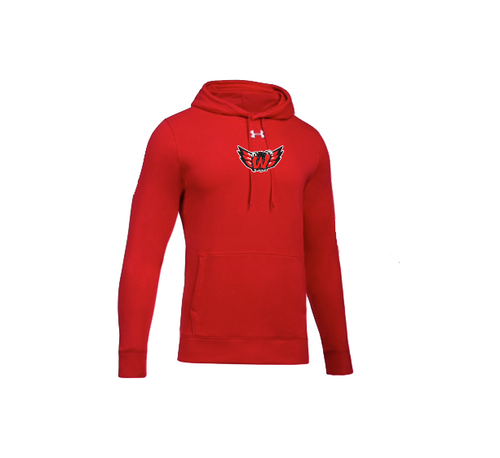 Lakota West Tennis UA Hustle Fleece Hoody