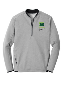 Badin Sideline Nike Therma-FIT Fleece 1/2 Zip