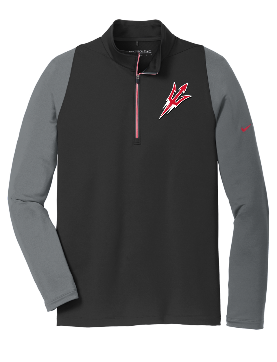 Tippecanoe - Nike Dri Fit Stretch 1/2 Zip
