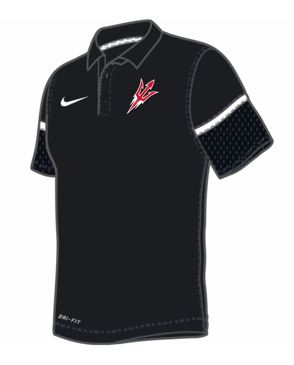 Tippecanoe - Sideline Exclusive - Nike Team Issue Polo