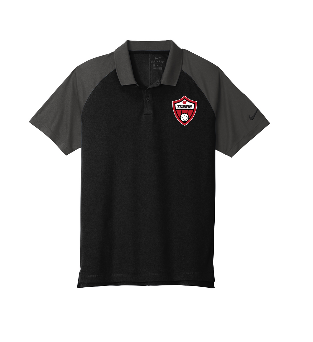 Lakota West Tennis - Nike Dry Raglan Polo