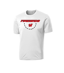 West Basketball No Quit Dri Fit SS