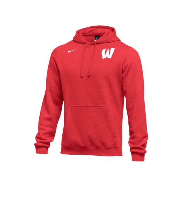 West Basketball Nike Club Fleece Hoodie