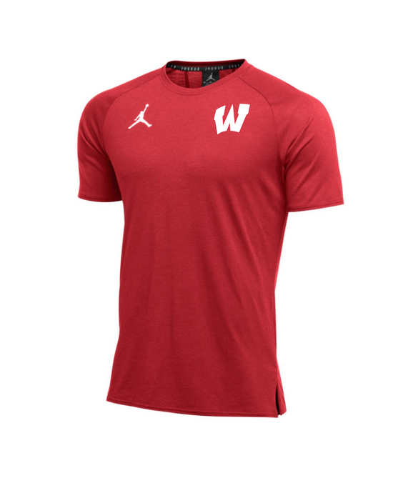 West Basketball Jordan Alpha Dry Top