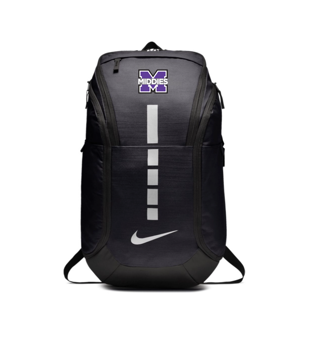 Middletown Basketball Nike Hoops Elite Pro Bag