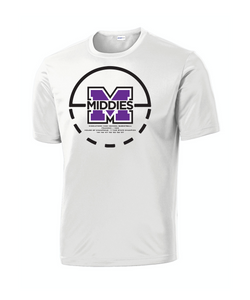 Middletown Basketball HOC Dri Fit SS