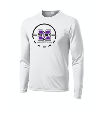 Middletown Basketball HOC Dri Fit LS