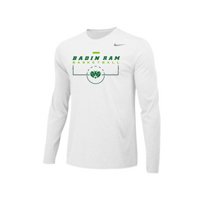 Badin Basketball - Nike Legend Dri Fit LS