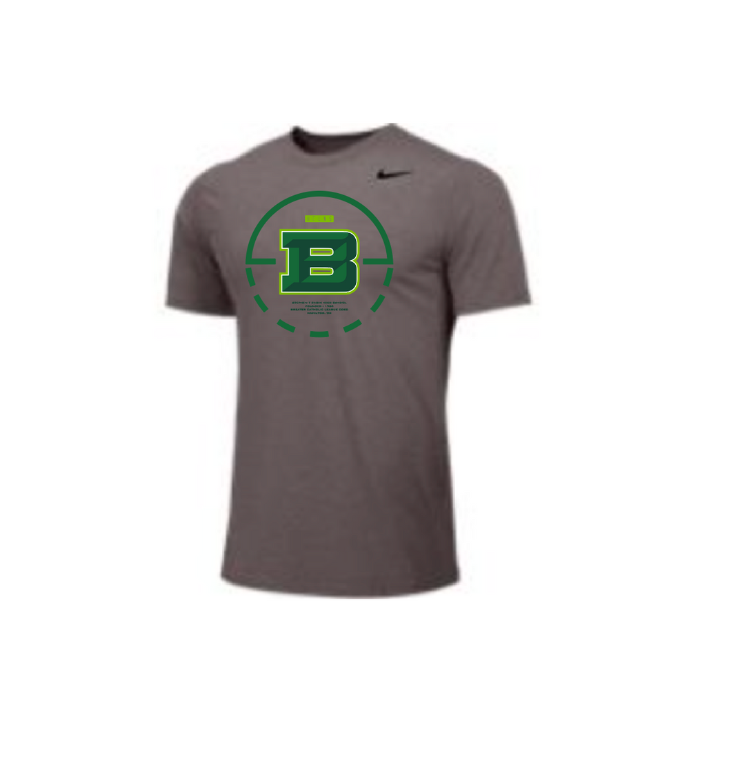 Badin Basketball Nike Legend Dri Fit SS