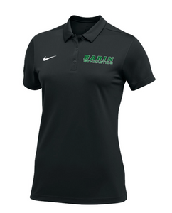 Badin Gymnastics - Nike Dry Stock Polo (Women)