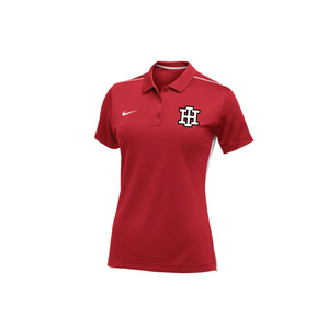 Indian Hill Womens Nike Dry Team Polo