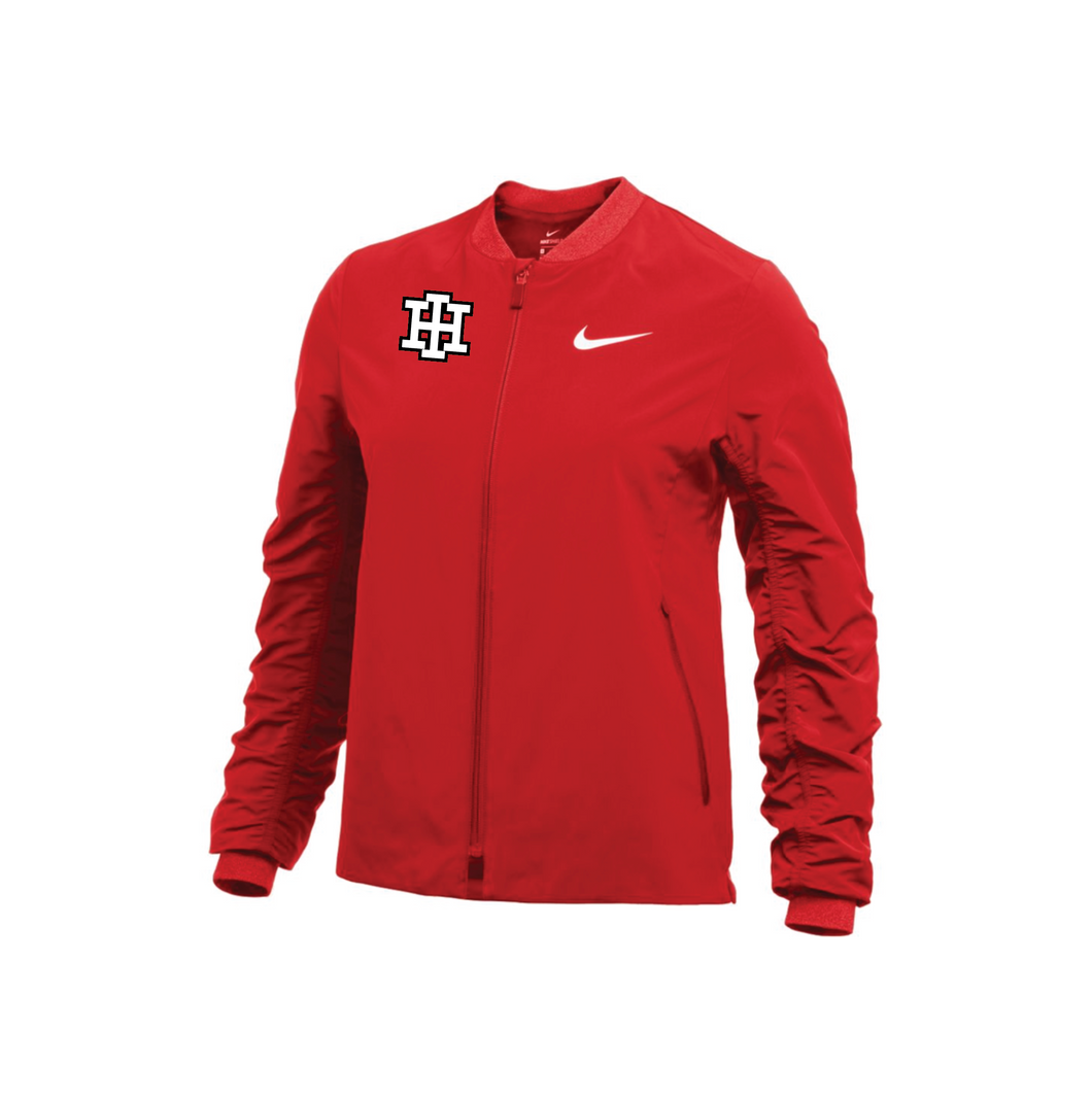 Indian Hill Nike Womens Shield Bomber