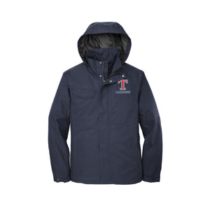 Talawanda Lacrosse Collective Outer Shell Jacket