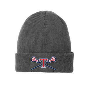 Talawanda Lacrosse New Era Speckled Beanie