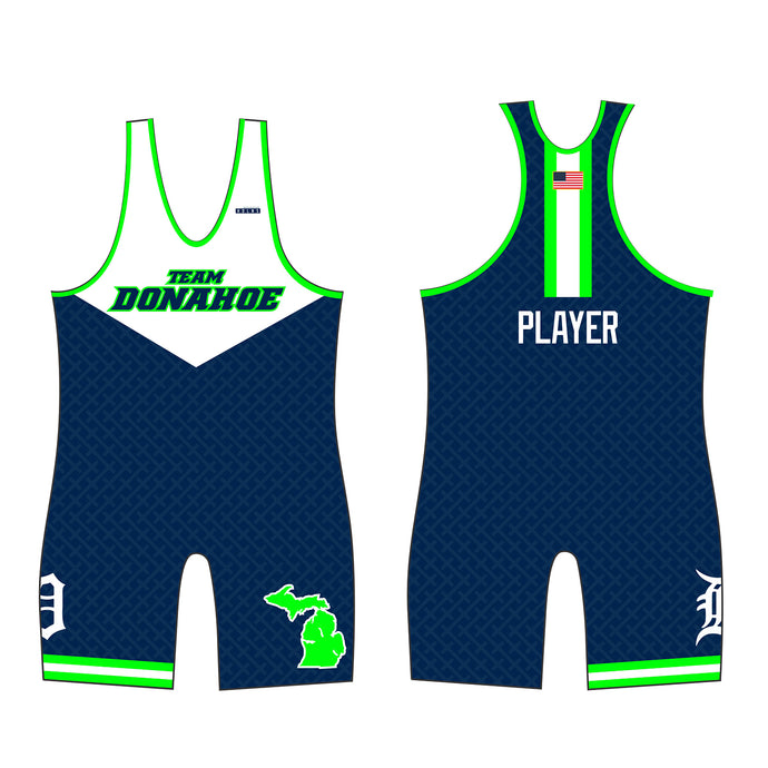 Team Donahoe 2020 - Full Custom Singlet
