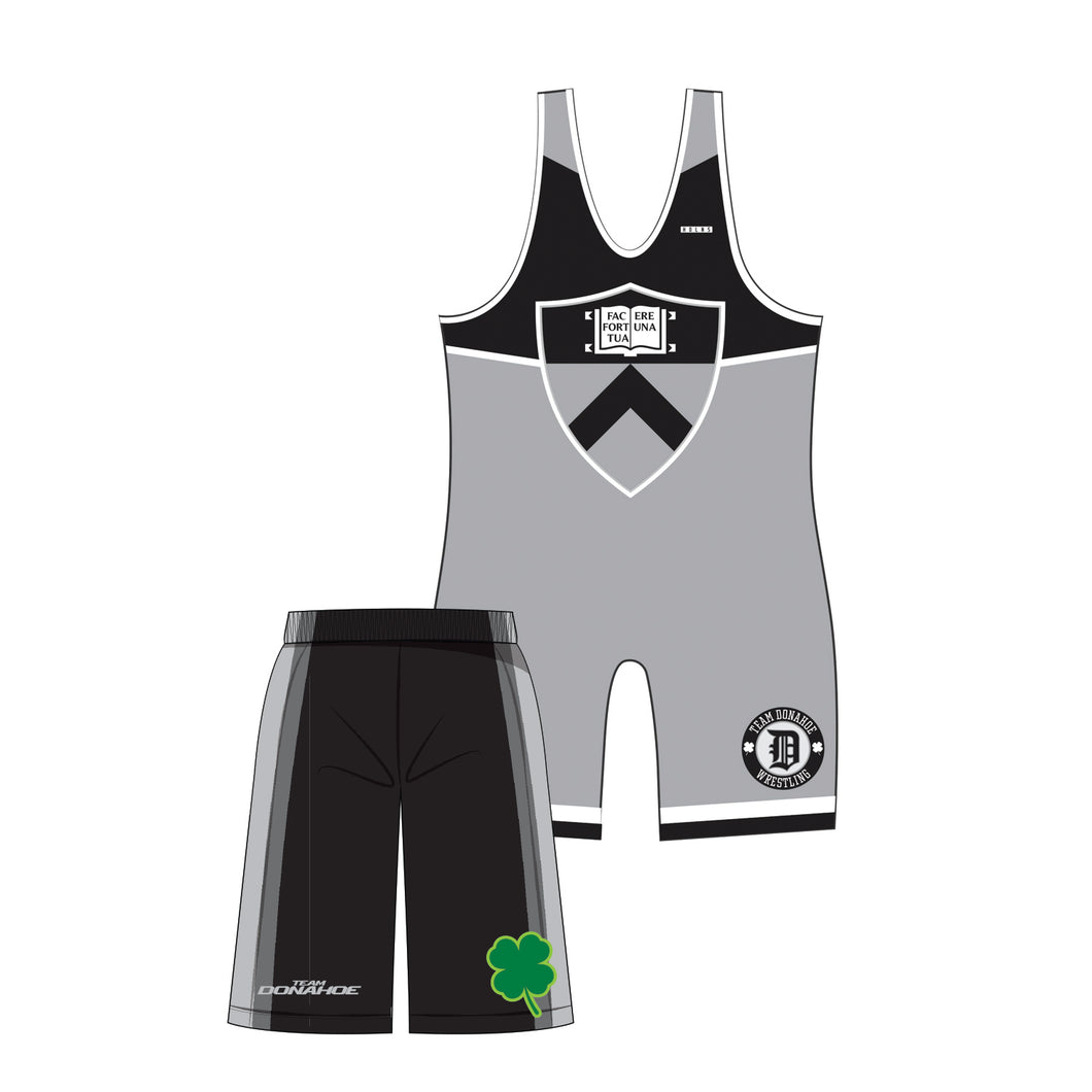Team Donahoe - Singlet/Fight Shorts Combo