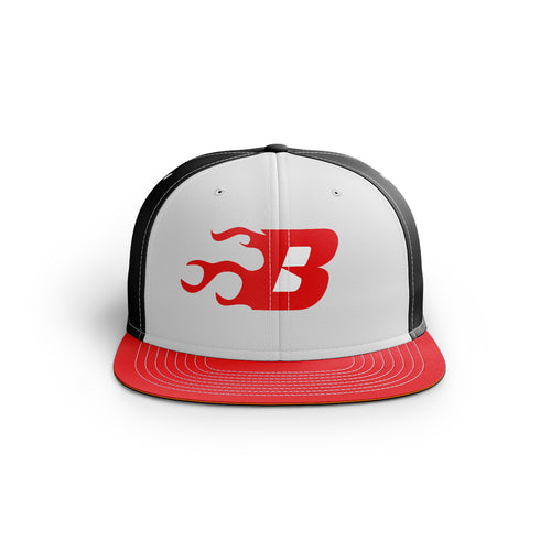 Tipp City Blaze Hat