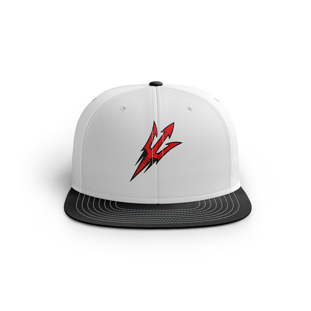 Tipp City Blaze Trident Hat