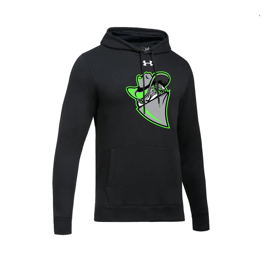 Renegades Baseball UA Hustle Fleece Hoodie