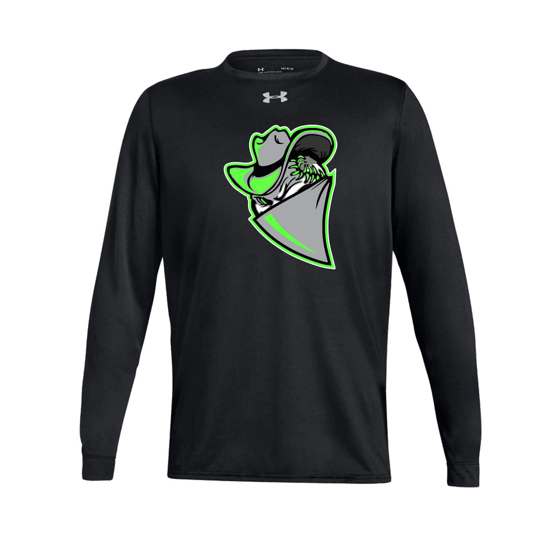 Renegades Baseball UA Locker Tee 2.0 LS