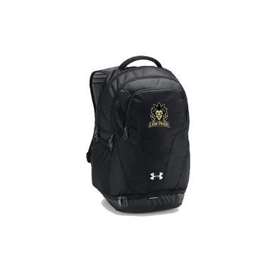 Delaware Lions - UA Team Hustle 3.0 Backpack (Black)
