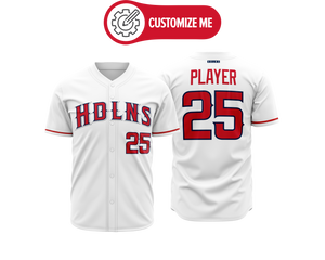 Headlines Custom Baseball Jersey MLB Angels