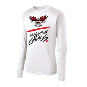 West Basketball Unleash Chaos Dri Fit LS