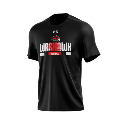 Warhawk Football UA Locker Tee SS