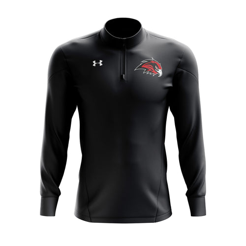 Warhawk Football UA Hustle Fleece 1/4 Zip