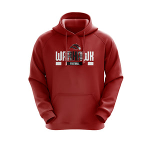 Warhawk Football Hoody