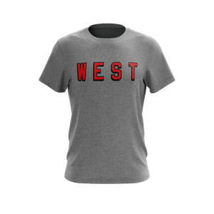 "Lakota West ""WEST"" Tee"